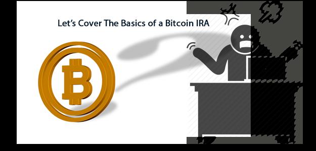 bitcoin ira basics