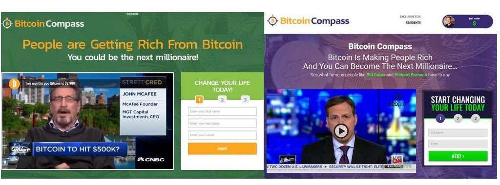 bitcoin-compass-scam