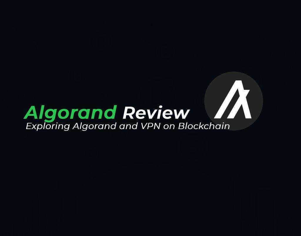 algorand coin vpn blockchain