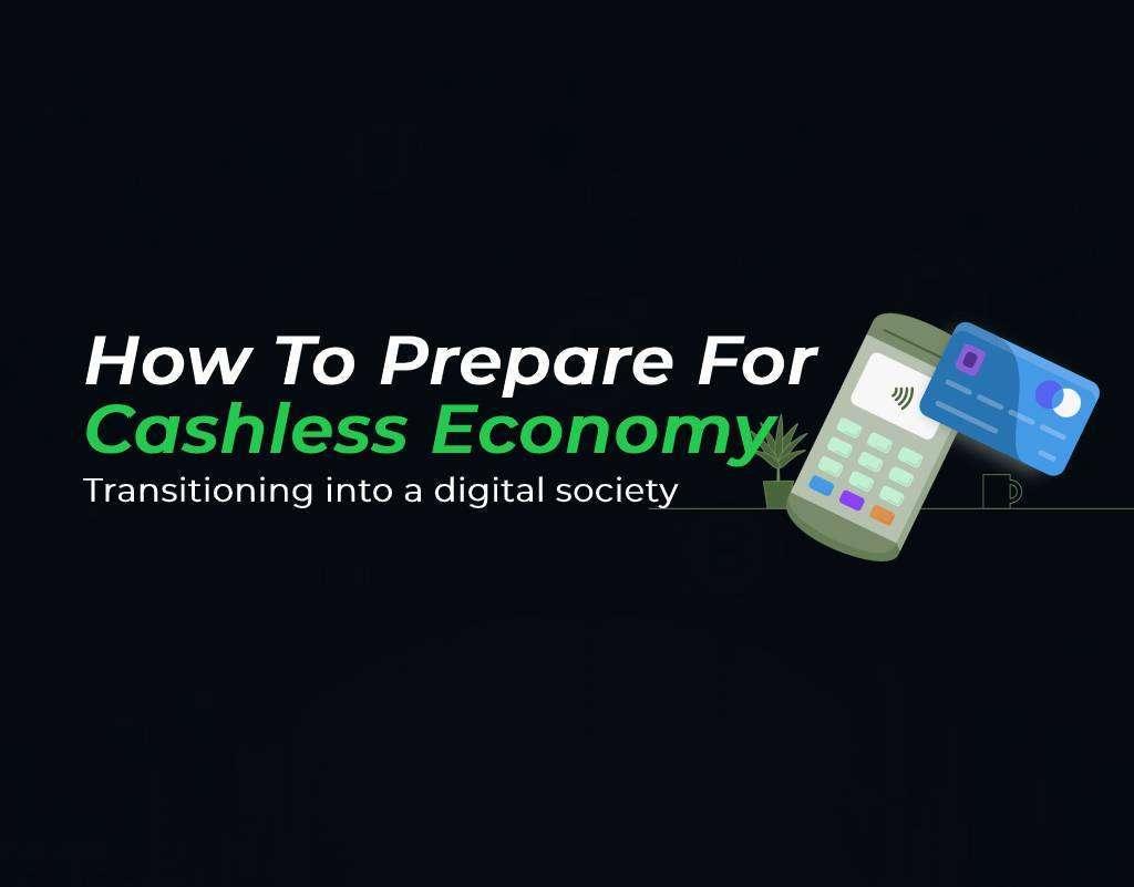 cashless society 2021