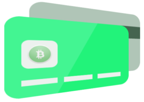 crypto payment cards