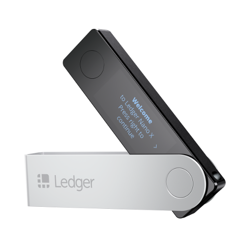 ledger nano x device