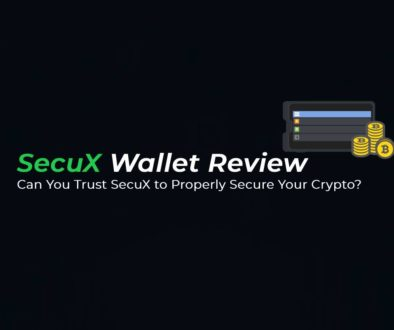 secux crypto wallet review