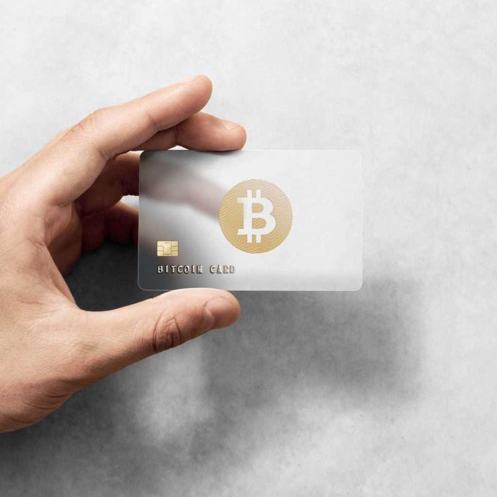 bitcoin payment cards
