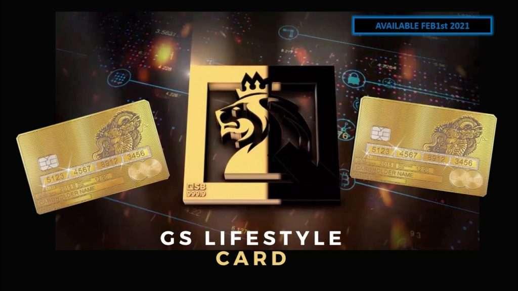 gs lifestyle debit card
