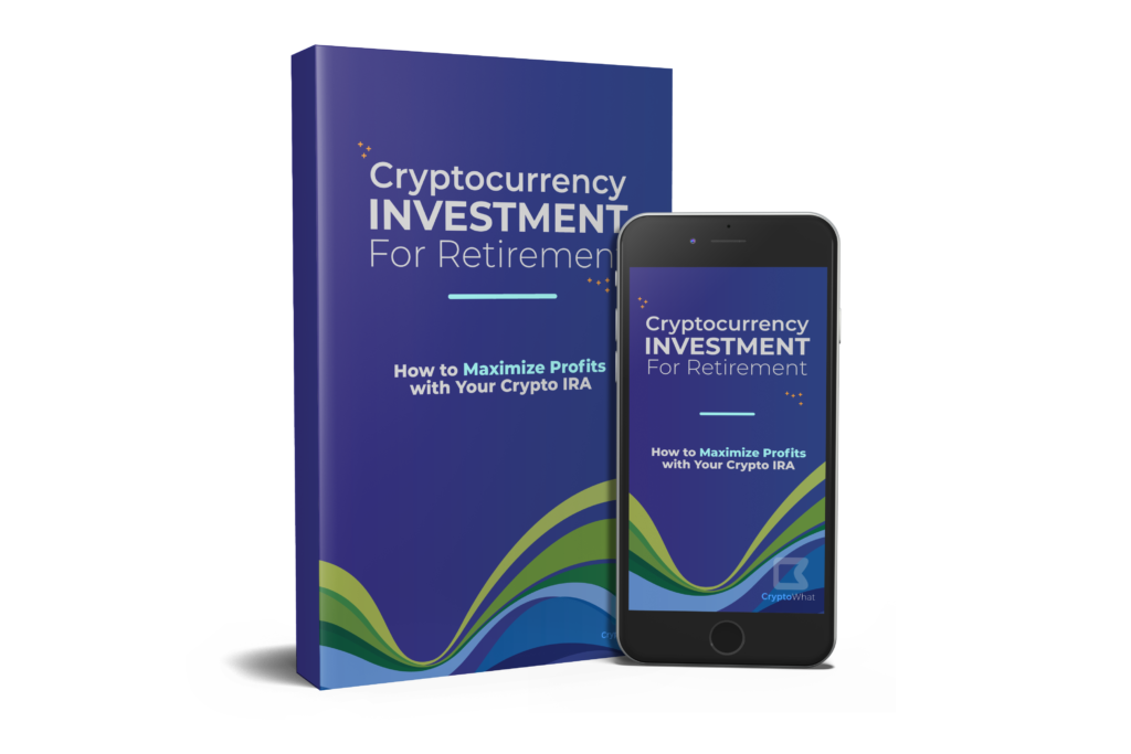 cryptowhat ira investment report cover