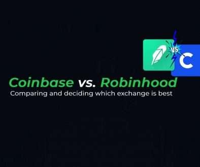 coinbase vs robinhood crypto exchange comparison