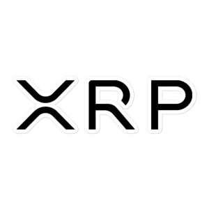 XRP sticker